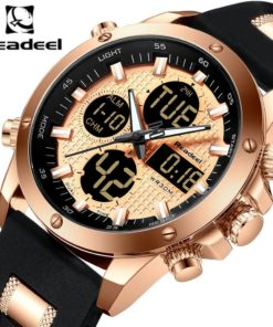 Montre Homme Luxe Chrono 5 Boutons
