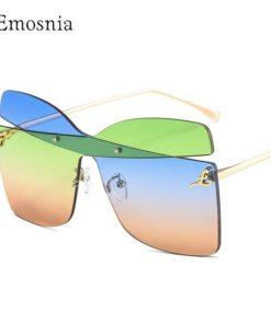 Lunettes Soleil Design Unique pour Femmes - UV400