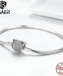 Joli Bracelet Luxe Argent
