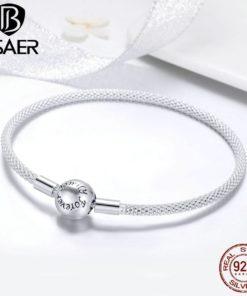 Bracelet Luxe Argent Forever Love