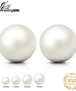 Boucles d'Oreilles Perle de Culture d'Eau Douce