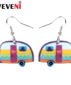 Boucles d'oreilles Originale Camping-Car