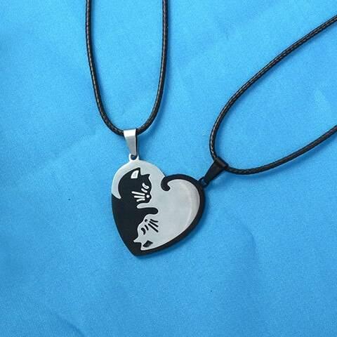 Cat necklace 4