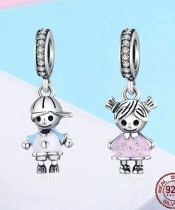 Bracelet Tendance Pas Cher en Argent véritable 925