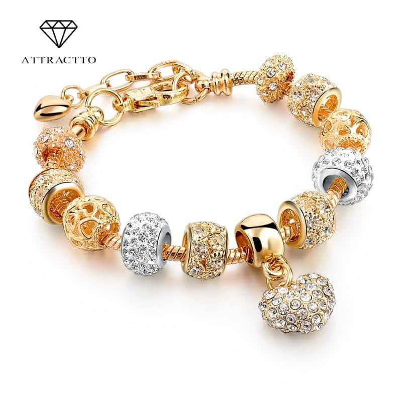 Bracelet Style Pandora et Manège à Bijoux