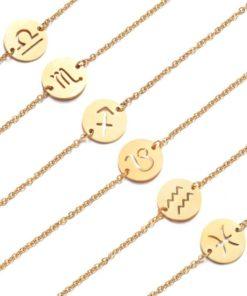 Bracelet Signe Astrologique Pas Cher